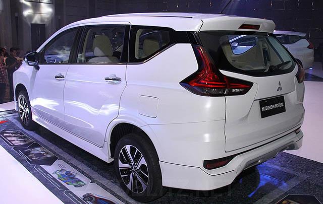 Mitsubishi Siapkan 'World Premiere' MPV Generasi Baru di GIIAS 2017