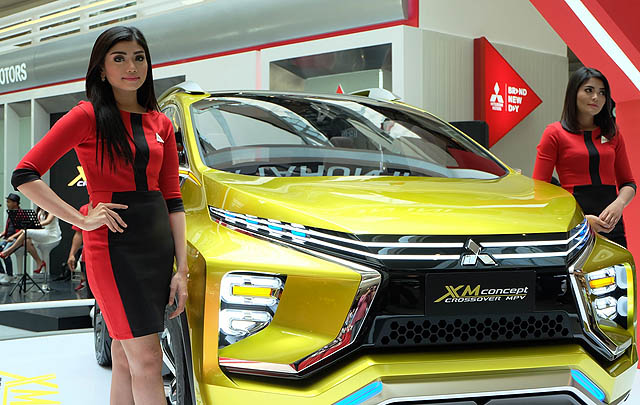 Small MPV Mitsubishi: Siap Jadi Jawara di Kelasnya