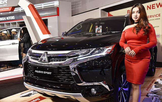 Mitsubishi Xpander Turut Hadir di  GIIAS Surabaya Auto Show 2017