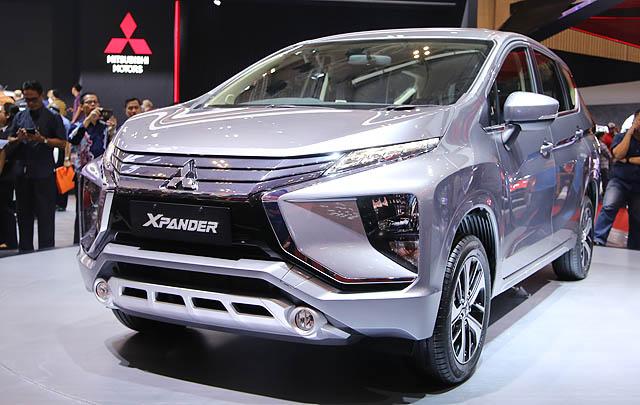 Mitsubishi Xpander Kembali Hadir di Pameran Otomotif Surabaya 2017
