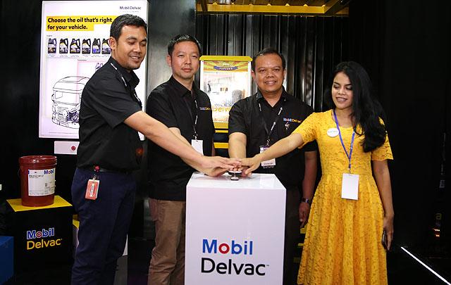 Dukung Bisnis Transportasi di Indonesia, Mobil Delvac™ MX ESP Diluncurkan