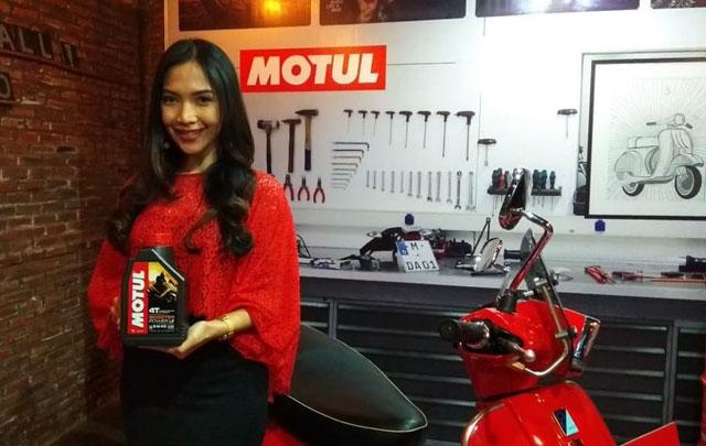 3 Pelumas Motul Diluncurkan untuk Pasar Indonesia, Ini Harganya!
