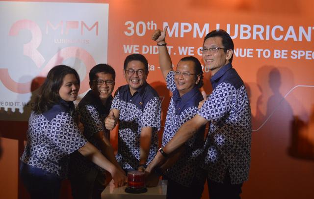 Pencapaian MPM Lubricants Selama 30 Tahun di Indonesia