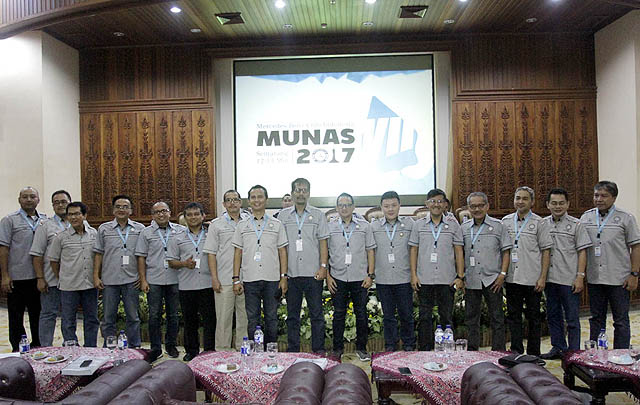 Munas MB Club INA ke-7 Digelar di Semarang