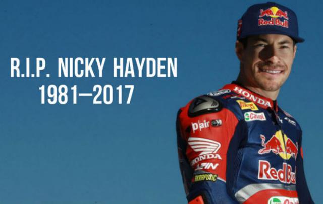 Taman Memorial Mengenang Nicky Hayden