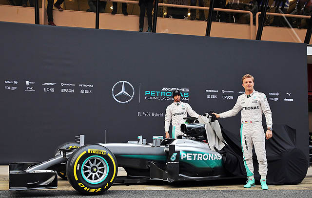 Jawara F1 Nico Rosberg Umumkan Pensiun