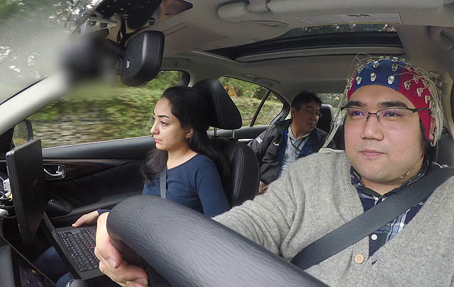 Ubah Masa Depan Berkendara, Nissan Terapkan Teknologi Brain-to-Vehicle
