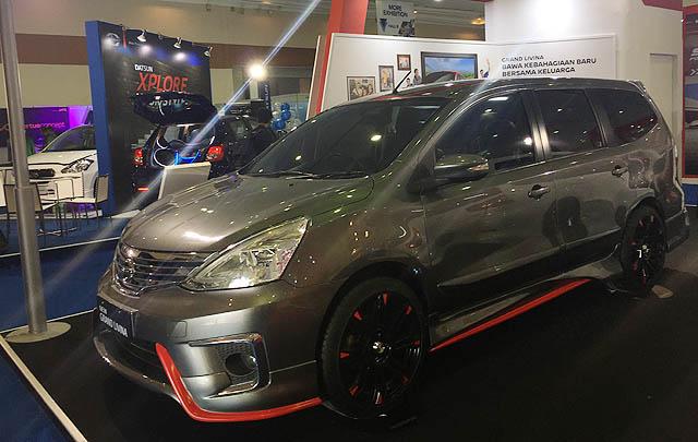 Nissan dan Datsun Curi Perhatian di AutoPro 2017