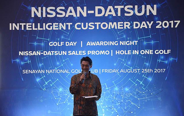 Dekati Pelanggan Korporat, 'Nissan Datsun Intelligent Customer Day 2017' Digelar