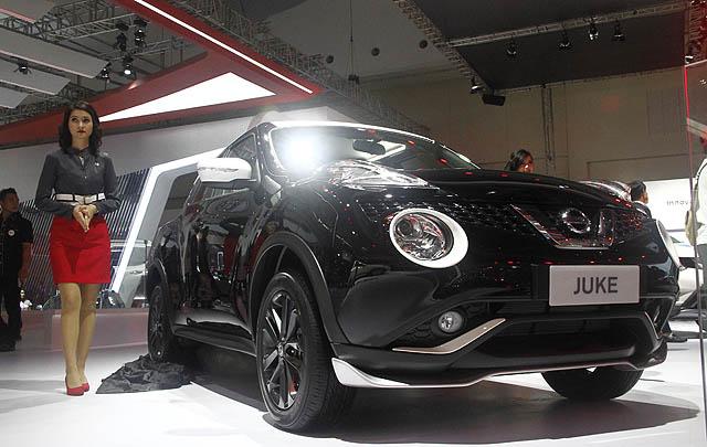 Nissan Hadirkan Inovasi & Semangat Baru di GIIAS 2016