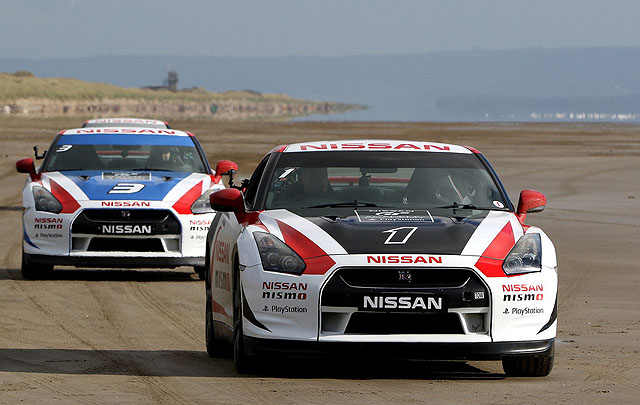 Dua Finalis Nissan GT Academy Indonesia Siap Bersaing Jadi yang Terbaik