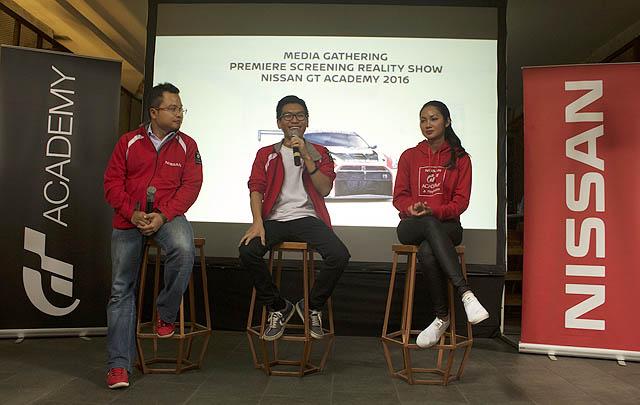 NMI Ajak 'Urang Bandung' Saksikan Reality Show 'Nissan GT Academy 2016'