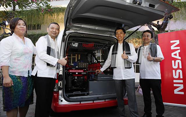 Nissan Hadirkan Layanan Ekstra Selama Libur Lebaran 2017