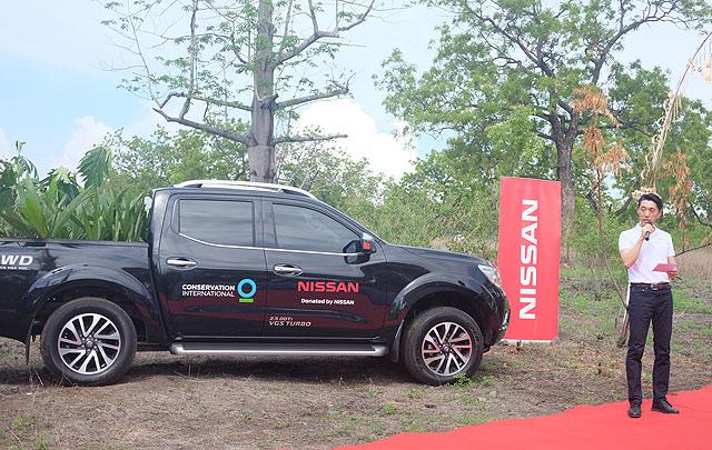 Nissan Dukung Reforestasi Gunung Agung di Bali