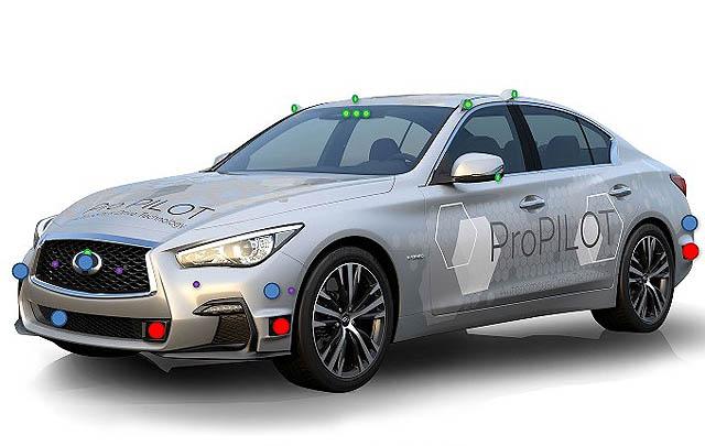 Nissan Uji Coba Prototipe Teknologi Full-Otonom di Jalanan Tokyo