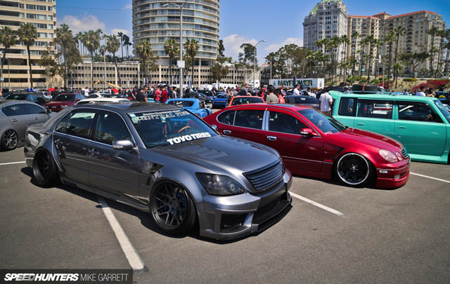 Offset Kings Long Beach 2014: Highlights Modifikasi 'Terpanas'
