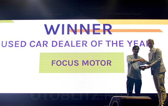 Apresiasi Industri Mobil Bekas, 'OLX Otojurnal Award' Digelar