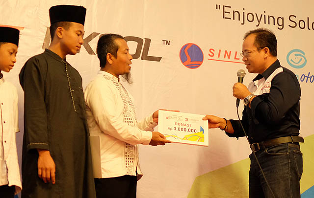 '3rd Anniversary Our Wish Community' Berlangsung Meriah