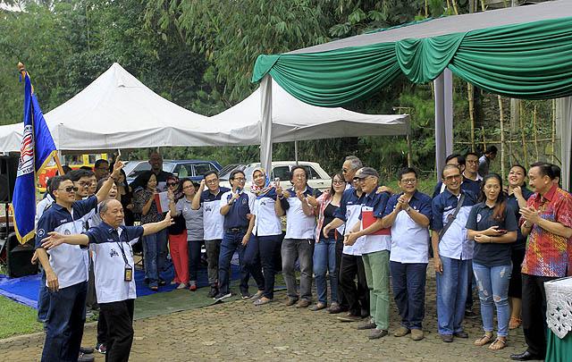 Pengurus PPMKI Pengda DKI Periode 2017-2020 Resmi Dilantik