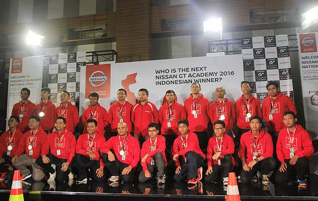 Inilah 6 Pemenang Nissan GT Academy 2016 Indonesia