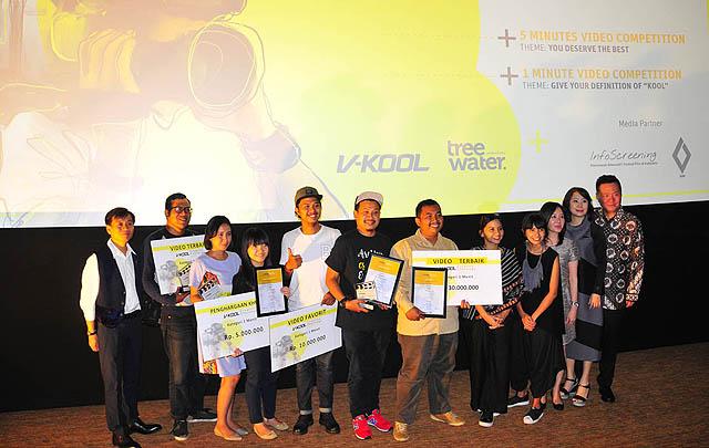 Inilah Daftar Pemenang V-KOOL Creative Challenge Indonesia