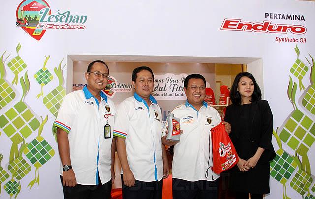 Sambut Lebaran 2017, Pertamina Hadirkan Program 'Berkah Enduro 2017'