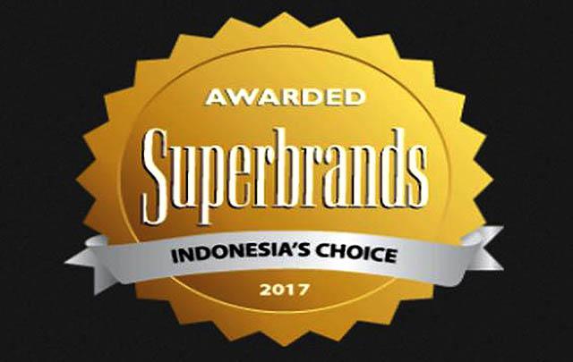 Pertamina Enduro Sukses Raih 'Superbrands Award 2017'