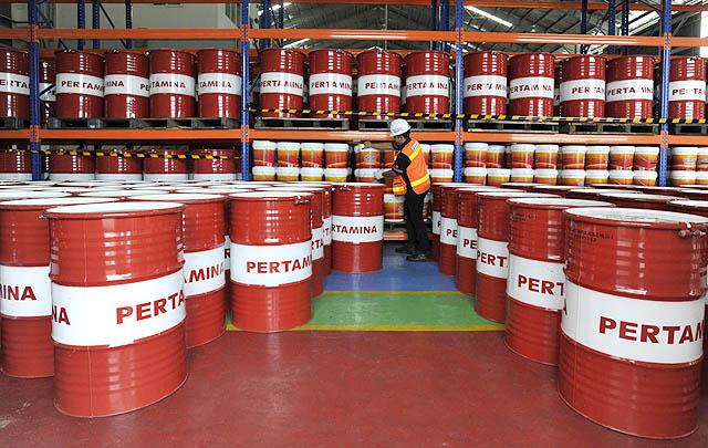 Pertamina Lubricants Gencar  Jajaki Pasar Italia & Afrika Selatan
