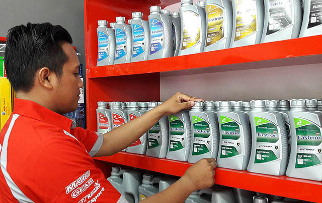 Pertamina Lubricants Raih 'Indonesia Champion for ASEAN Award 2017'
