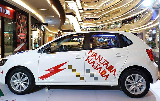 Adu Kreativitas Muda, Volkswagen Indonesia  Gelar 'Poloisme Stickering Contest'