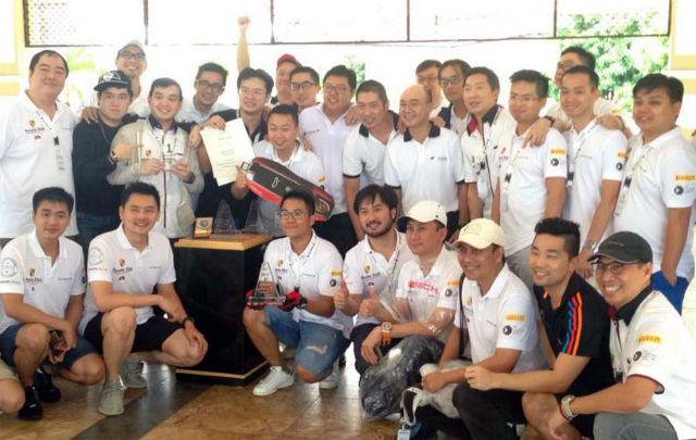 Motokhana Chalenge: Cara Member PCI Menjinakkan Porsche