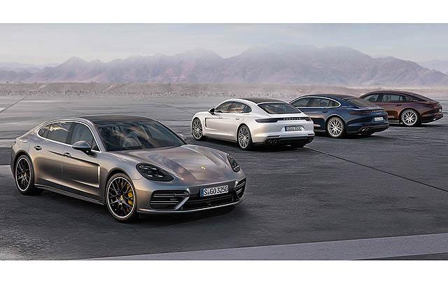 Porsche Sukses Tingkatkan Penjualan Hingga Kuartal Ketiga 2017