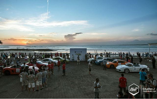 """""""Bali Dream Away"""": Touring PCI dengan Partisipan Terbanyak"""