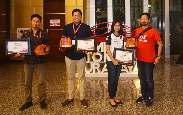 Pameran Otomotif Surabaya 2016 Bukukan Transaksi Rp 221 Miliar