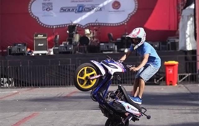POS 2017, Pesta Otomotifnya 'Arek Suroboyo' Digelar