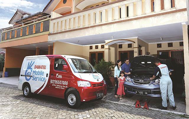 'Sahabat Siaga 2017' Siap Temani Pelanggan Daihatsu