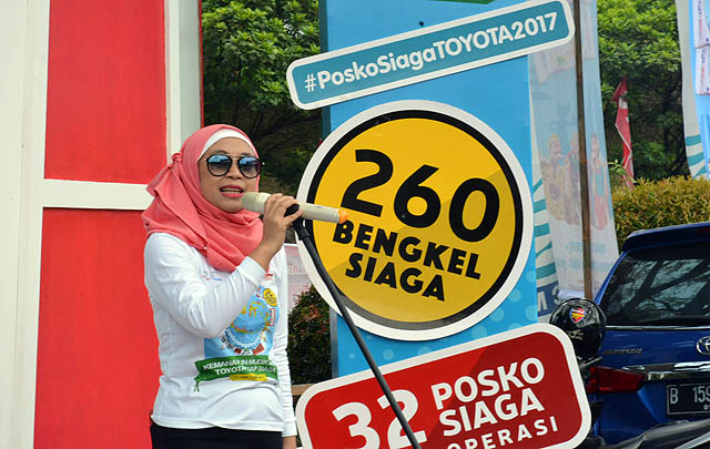 298 Titik Layanan Servis TAM Siap Layani Pelanggan Mudik Lebaran 2017