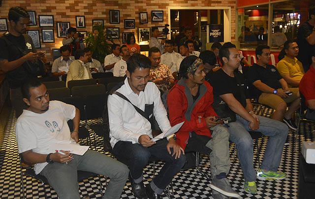 Berlokasi di KOARMATIM, Jamnas MB Club INA ke-11 Digelar