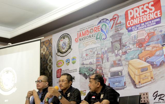Ribuan VWers Siap Ramaikan Jamnas Volkswagen Indonesia ke-48 Tasikmalaya