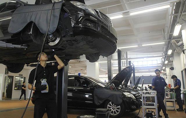 Pro Motor, Dealer Mercedes-Benz ke-22 Resmi Dibuka