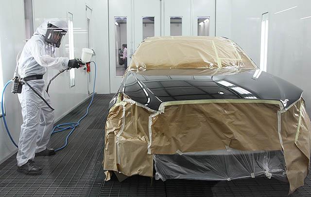 PT CAR Hadirkan Fasilitas Body & Paint Bersertifikasi