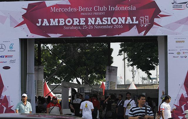Ragam Acara Warnai Jamnas MB Club INA ke-11