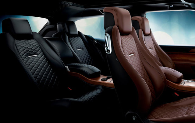 Jaguar I-PACE dan Range Rover SV Coupe Memikat di Genewa Motor Show 2018