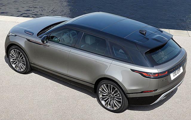 Tingkatkan Performa, Range Rover Velar Hadirkan Mesin Turbo Baru