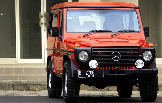Restorasi Mercedes-Benz 280GE 1985 (Part 3 - Final)