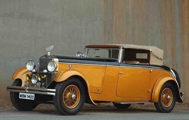 15 Mobil Maharaja India di 'Paris Classic Spectacular'