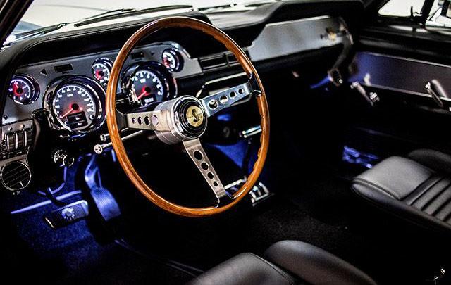 Wow, Replika Shelby GT500 Ini Dibanderol Rp 3 Miliar!