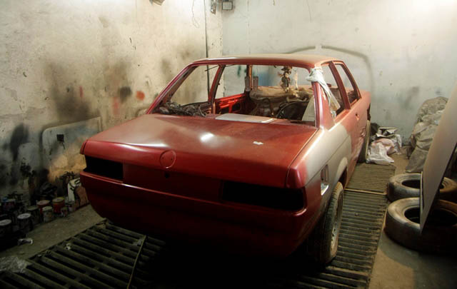 Riganda Motor, Spesialis Tangani Mobil Retro/Klasik