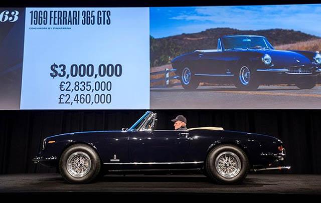 Lelang RM Sotheby's Arizona 2017 Bukukan Hasil Rp 717 Miliar