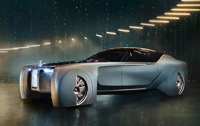 Kesampingkan Hybrid, Rolls-Royce Siapkan Line-up All-Electric